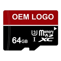 Factory price 2GB 4GB 8GB 16GB 32GB 64GB 128GB U3 TF card Memory