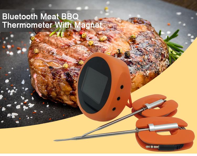 बहु समारोह में bbq मांस थर्मामीटर डिजिटल खाद्य थर्मामीटर निर्माता चीन