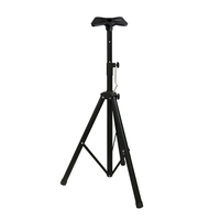 Professional Tripod Audio Video Studio Monitor DJ PA Floor Speaker Stand
