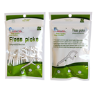 GMP Approved Dental Floss Picks with Threader
