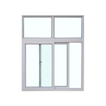 upvc/pvc/plastic double glazed sliding windows factory