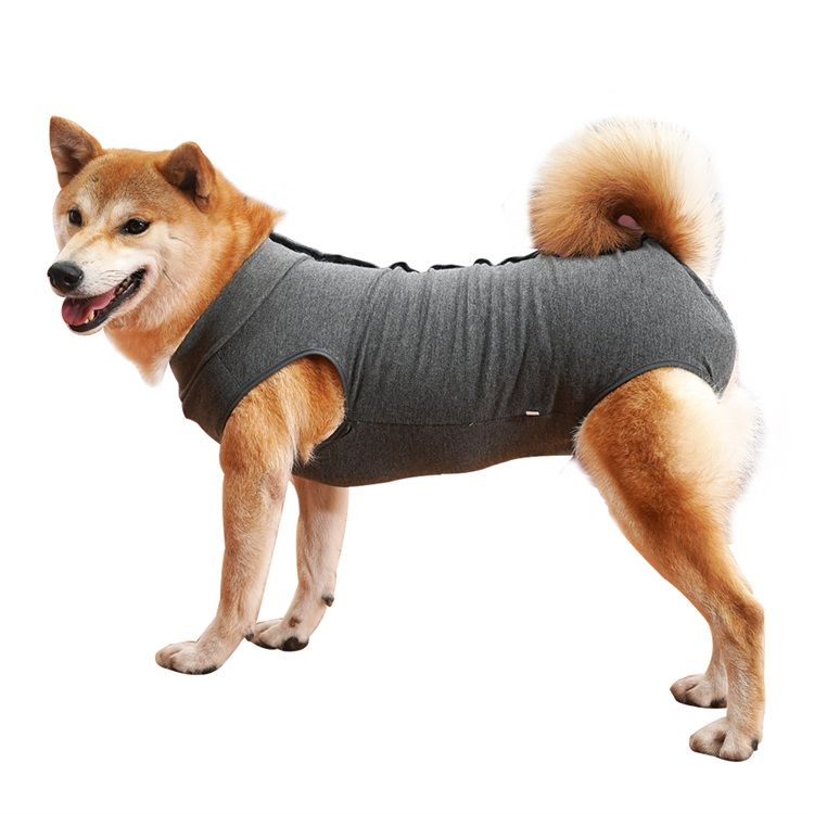 Pet china terno cães atacado designers roupas de importação suprimentos personalizados de luxo roupas de cachorro cirurgia
