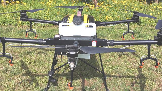 JT15L-608Pro 15kg Nutzlast Hybrid Landwirtschaft Sprühen Von Pestiziden UAV Drohnen Anlage Schutz Flugzeug
