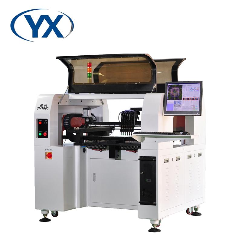 Promotion YINGXING Servo motor  LED SMT Machines for mounting LED Strip Light Manufacturing Machine