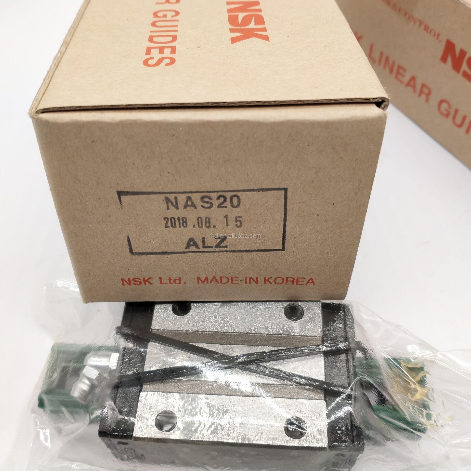 NSK Linear Guide NAS25AL-K