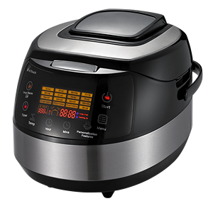 Programmable All-in-1 , Rice Cooker, Slow cooker, Steamer, Saute, Yogurt maker, Stewpot Multi Cooker