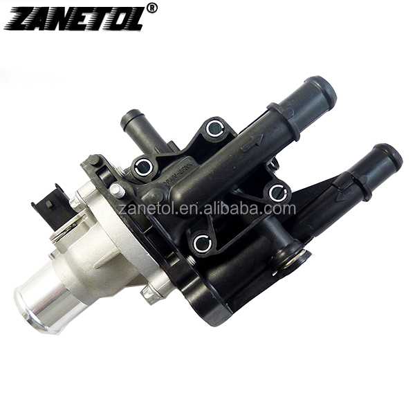 Thermostat Assembly Water Outlet For Chevrolet Sonic Cruze Limited 1.8L 25192228