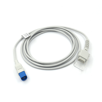 HP M1943NL Compatible SpO2 Adapter Cable with OxiMax Technology