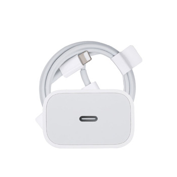 Hot sell airpods Pro 3 airdots2 12 pd Wall Charger 20W Fast Charge mobile phones headsets laptops White USB C