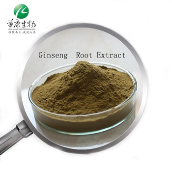NOP/EOS Organic Ginseng Extract Korean Red Ginseng Extract Ginsenosides 3%~40% by HPLC Panax Ginseng Extract