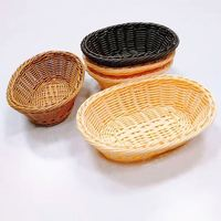 Factory wholesale oval gift baskets