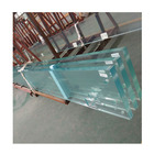 Different applications 12mm laminated glass
