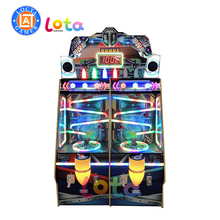 Zhongshan verlossing game machine amusement park apparatuur arcade muntautomaat ball drop Super kanon verlossing Loterij