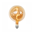360 Degree Warm White Dimmable Led Flexible Filament Bulbs For Lighting Decorative