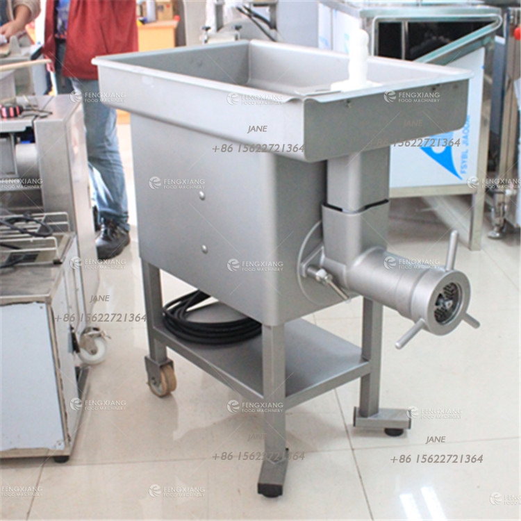 Industrial 304 Stainless Steel Meat Grinding Machine
