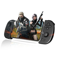 PXN P30 Game Accessories Mobile Gaming Controller for iOS and Android, Wireless Joystick Gamepad (BT 4.2)