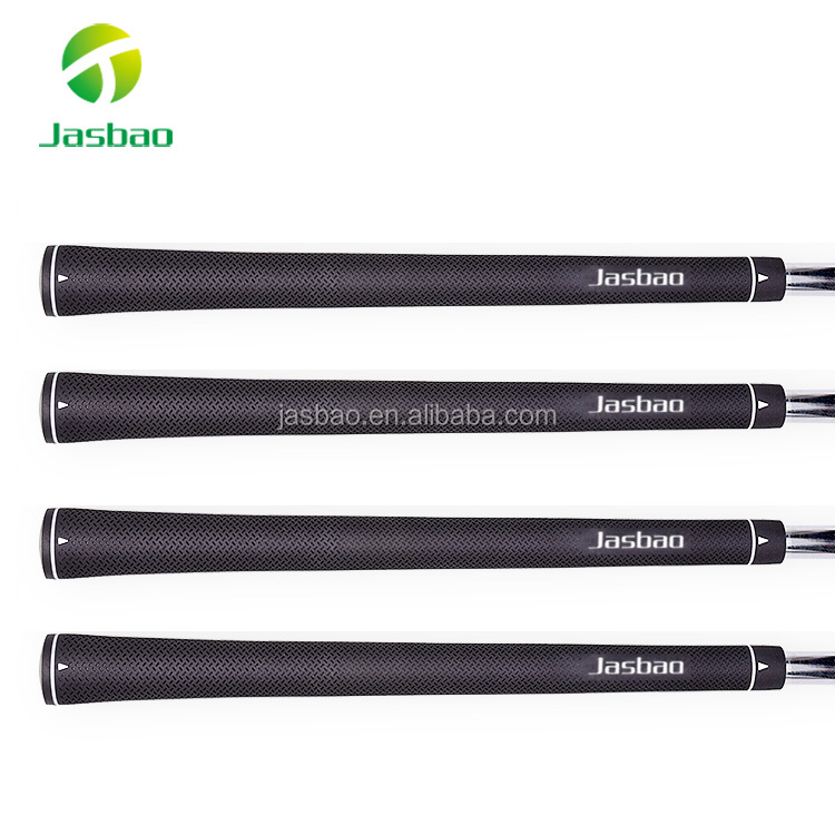 Black Golf grips Good Quality Rubber Golf Swing Grips  Golf Clubs Grips