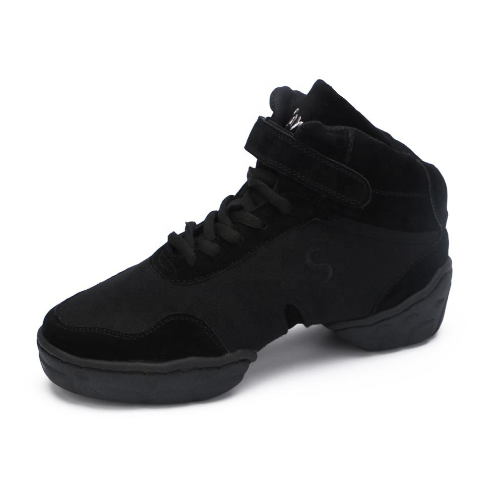 Respirável Modernos Sapatos de Dança Tênis Para Mulheres