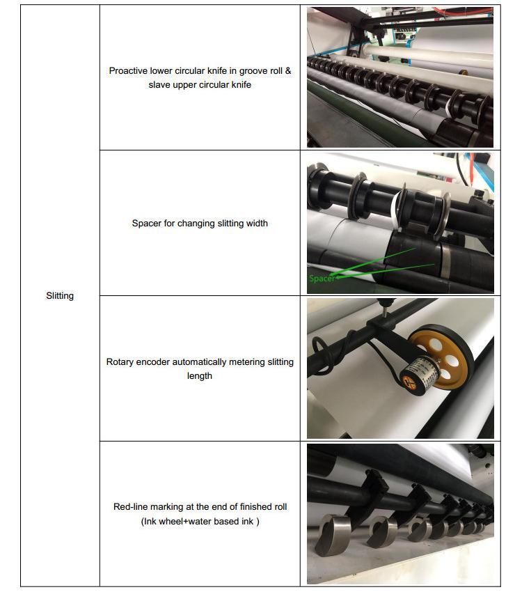 Closeloop Capteur de Cellule de Charge De Contrôle de Tension Automatique Rouleaux de Papier Thermique 80x80 de Rebobinage de Machines