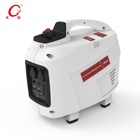 Gas Powered Generator Natural Gas Powered 4.0kVA Gasoline Generator Digital Inverter Generator 3600W Portable Camp Key Start Mini Generator