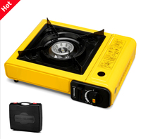 Camping Cooking Gas Stove Portable Gas Cooker Oven Stove