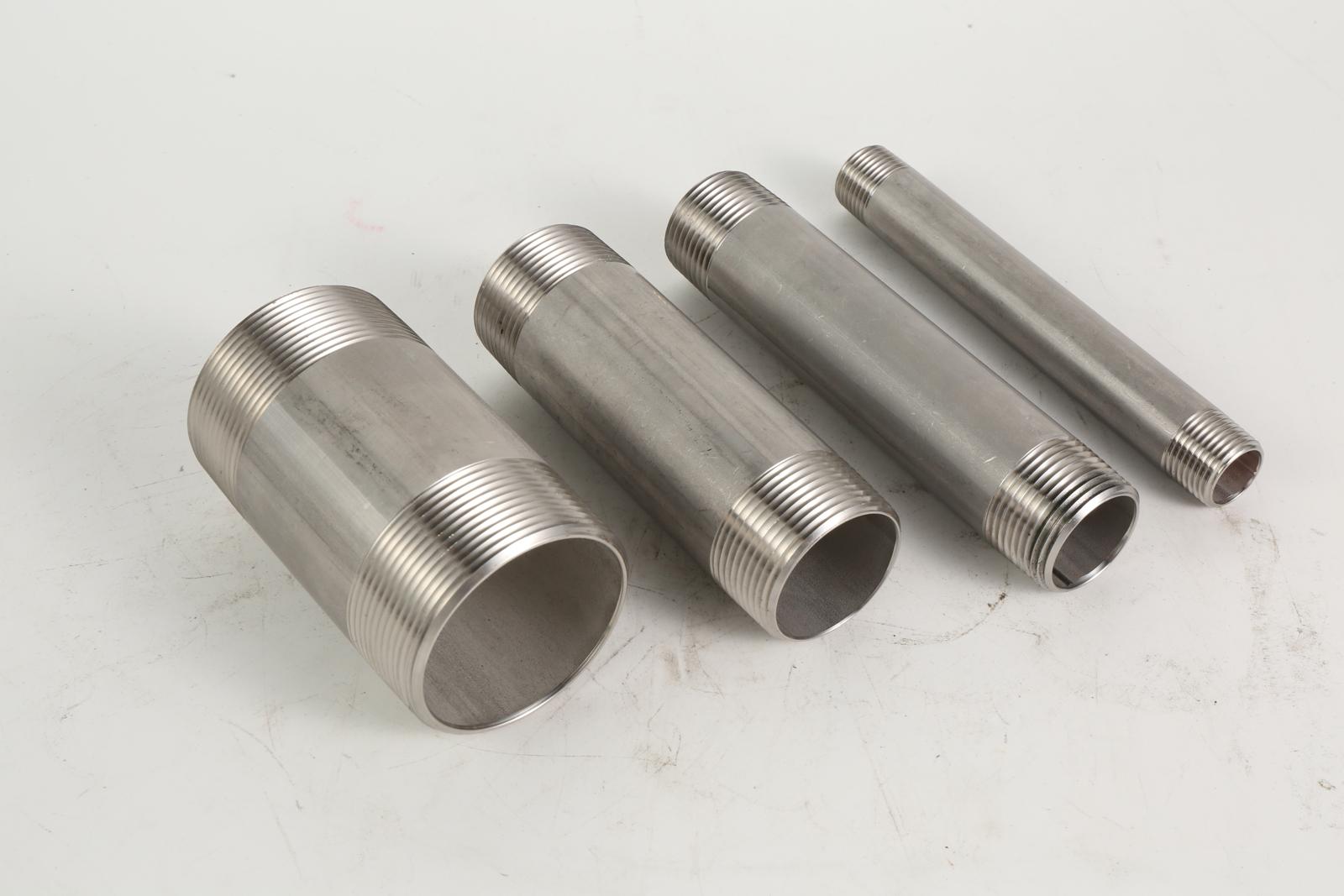 Plainthreadedswage pipe nipples manufacturer