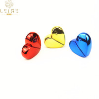 Colourful metal shell high-heeled shoes/Heart Shape Perfume Bottle Refillable Travel Mini Atomizer Spray Pump perfume bottle