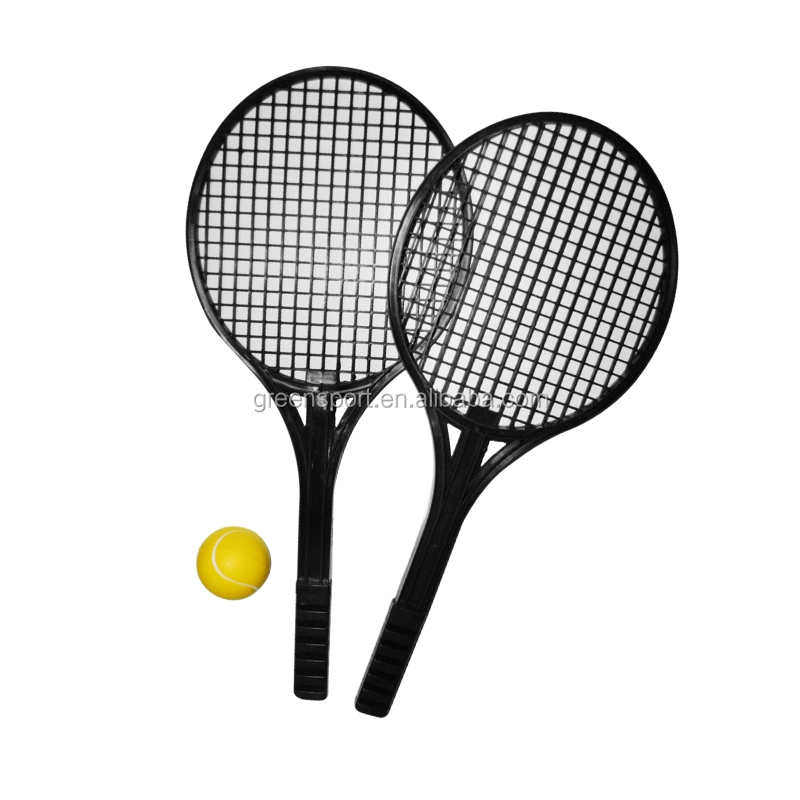 Hot Sale Tennis Racket Badminton Rackets For Kids Toys Tennis Racket Set  With Pu Tennis Ball - Buy Trainer Tennis Balls,Badminton Rackets,Tennis Set  Product on Alibaba.com