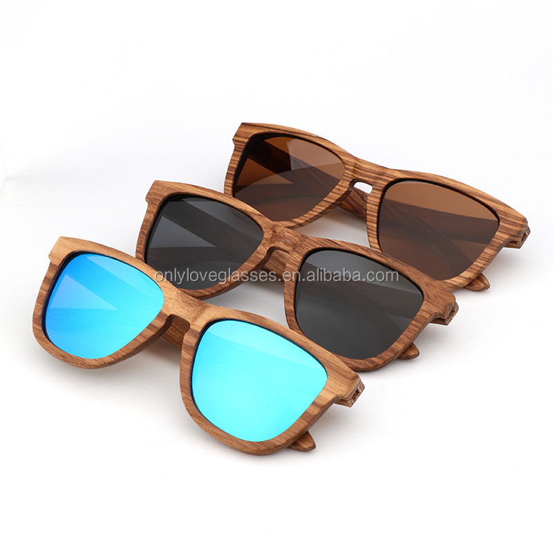 Chic brand wood sunglasses wholesale in China