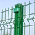 welded wire fence mesh panel with galvanized coating green