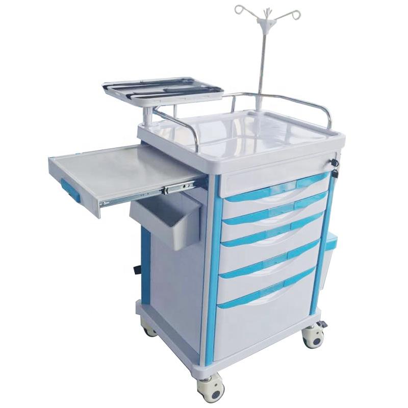 Китай Больничная Тележка Больничная тележка функциональный
