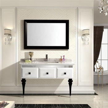 Bathroom Vanity Cabinet W Mirror
