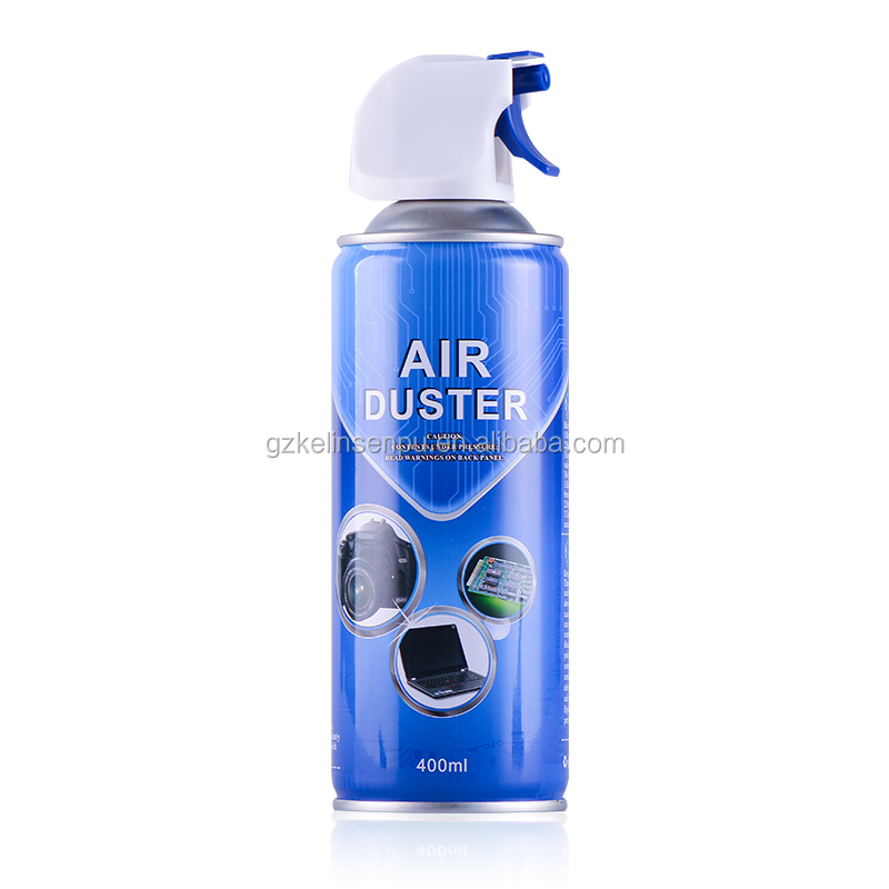 Multipurpose Compressed Air Duster Spray Keyboard Can