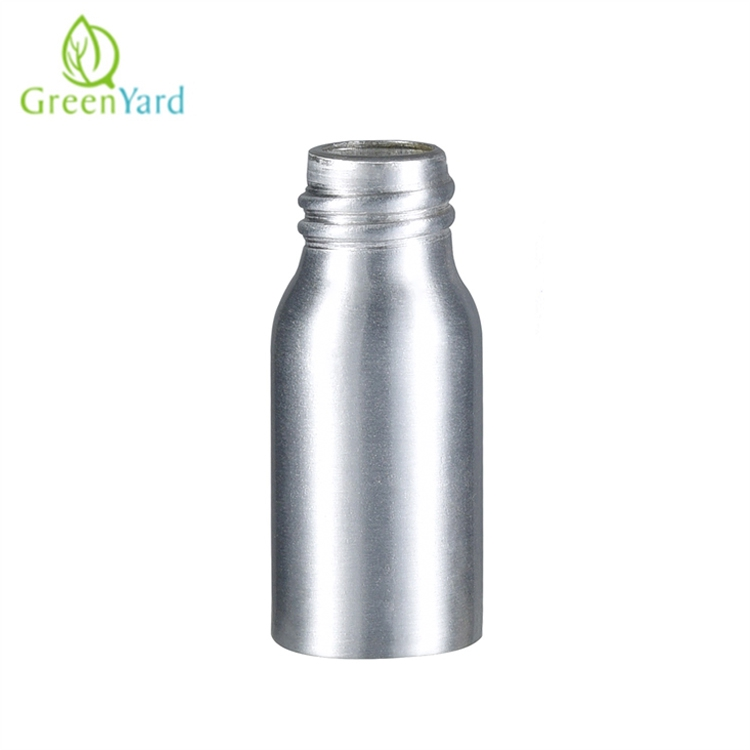 10Ml/20Ml/30Ml/50Ml Refillable Perfume Empty Metal Aluminum Cosmetics Spray Bottle