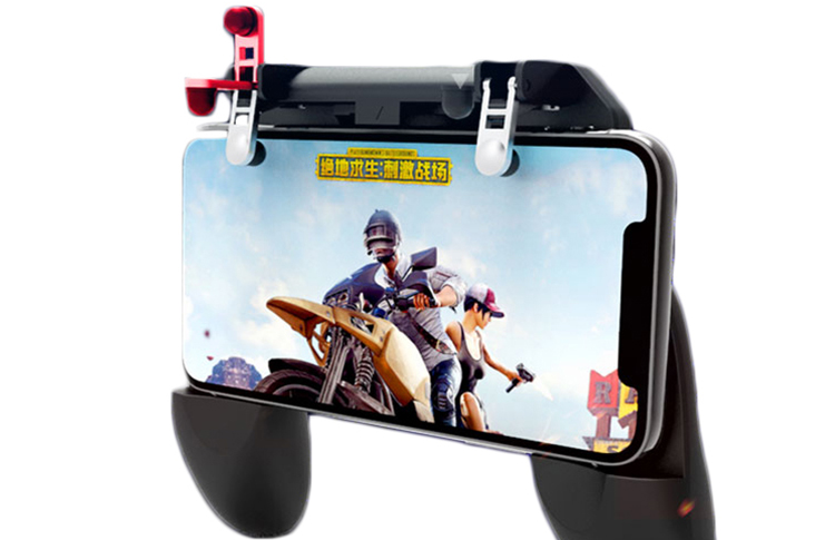 Remote shooting  mobile phone game joystick controller, smartphone gamepad controller