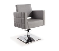 Grey color hairdressing chair simple modern air pumb styling salon furniture ZY-LCM66