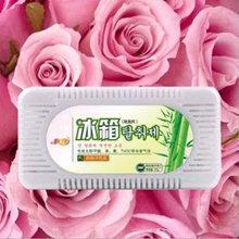 Полезный дезодорант коробка для удаления запахов холодильника, очиститель воздуха активированный бамбуковый уголь(Китай)