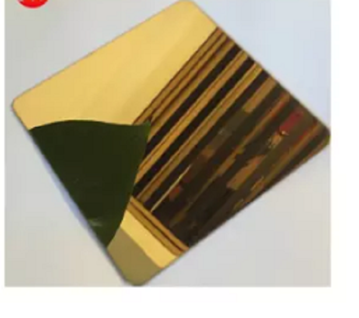 Foshan Factory top quality 201 304 316 430 Gold Mirror <strong>Stainless</strong> Steel Sheet for decorative