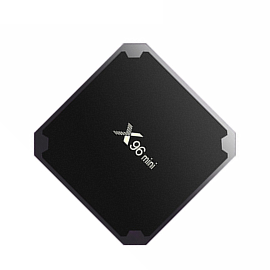 100% Originale X96 Mini 2 gb/16 gb Amlogic S905W mini tv box x96