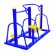 Park Community Hot Sale Multipurpose Exercise Whole Body Combination Outdoor Fitness Equipment