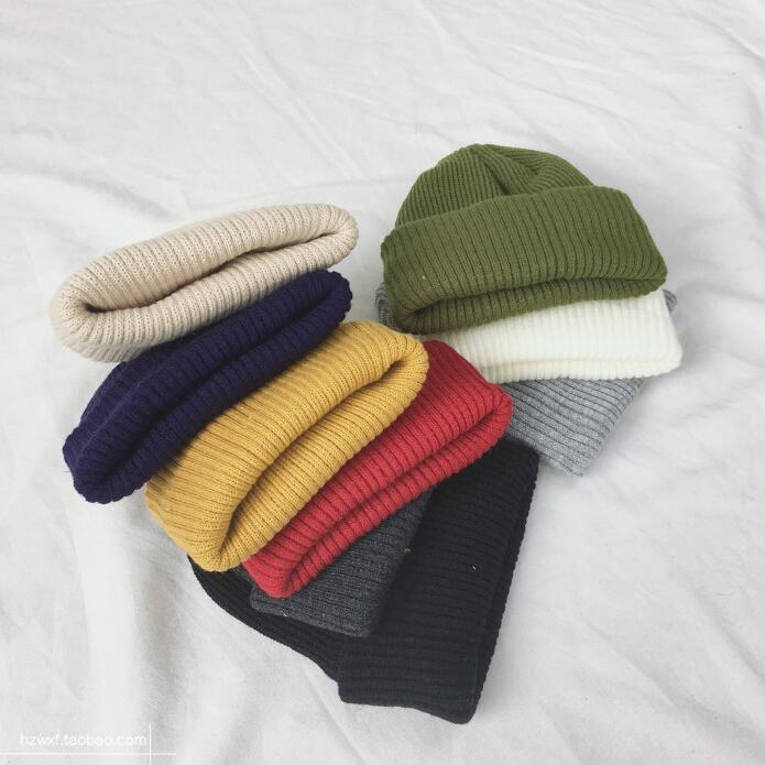 New Arrival Unisex Various Styles Comfortable Soft Slouchy Beanie Collection Winter Ski Baggy Hat