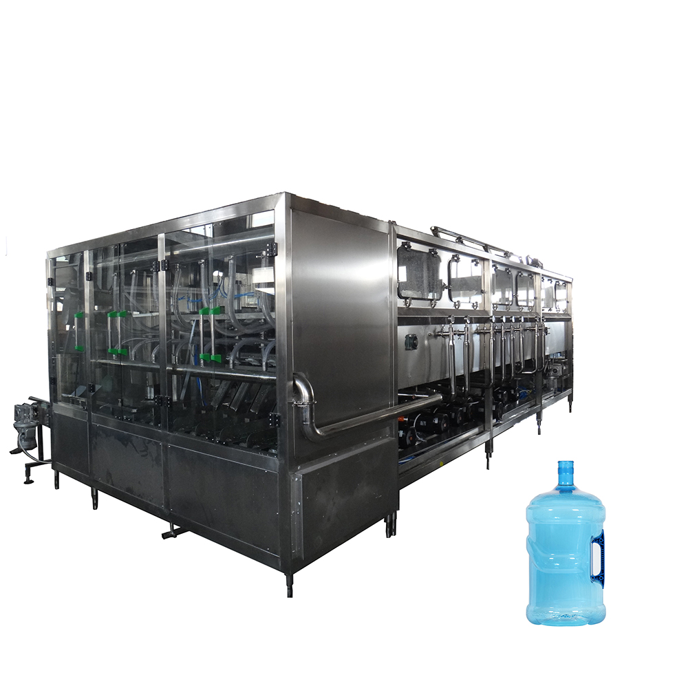 Automatic 1 Gallon Water Bottle Filling Packing Machine