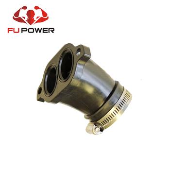 For Polaris Carburetor Intake Manifold Adapter Boot Carb Sportsman 600