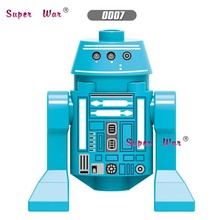 Одиночный Звездные войны Poe Dameron The Man Rhoda Sith Stormer Kare Dunn Raider Empire механический робот строительные блоки Модель Кирпичи Игрушки(Китай)