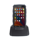 Pda Pda 2d Scanner Hencodes HC-A08 Mobile Terminal Android 2D Honeywell Scanner UHF RFID Reader Handheld PDA For Stock Inventory