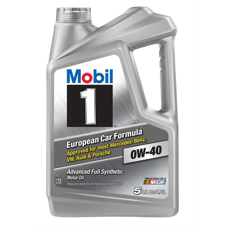 Mobil 1 0w 40 Full Synthetic Motor Oil 5 Quart Pack Of 3 Buy