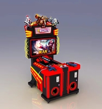 Coin operated games eerste battle shooting game machine simulator game machine