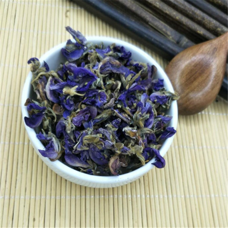 Gehua tea Natural Dried kudzuvine flower tea /Pueraria flower tea on sales - 4uTea | 4uTea.com