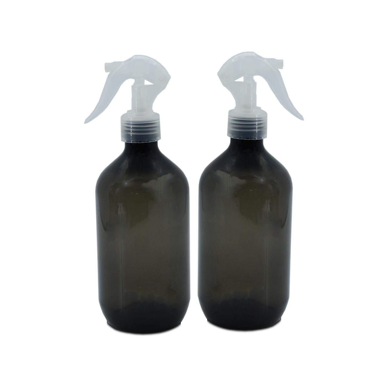 500ml flacone spray trigger del salone di capelli di imballaggio bottiglia di toner recycle bottiglia di imballaggi in plastica