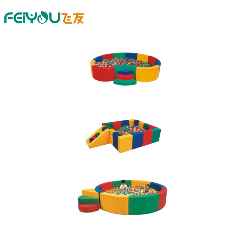 Fabricante playground indoor soft